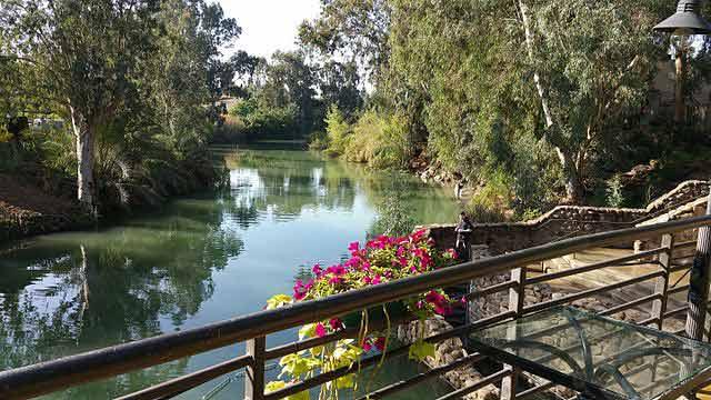Cómo visitar Nazaret y el Mar de Galilea: Yardenit