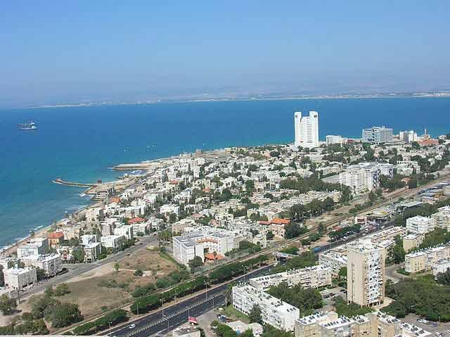 Dónde alojarse en Haifa: Bat Galim