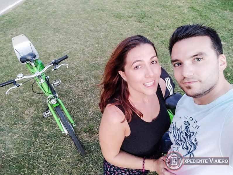Qué hacer en Tel Aviv en 1 día: Alquilar una bici en el Parque Ha-Banim