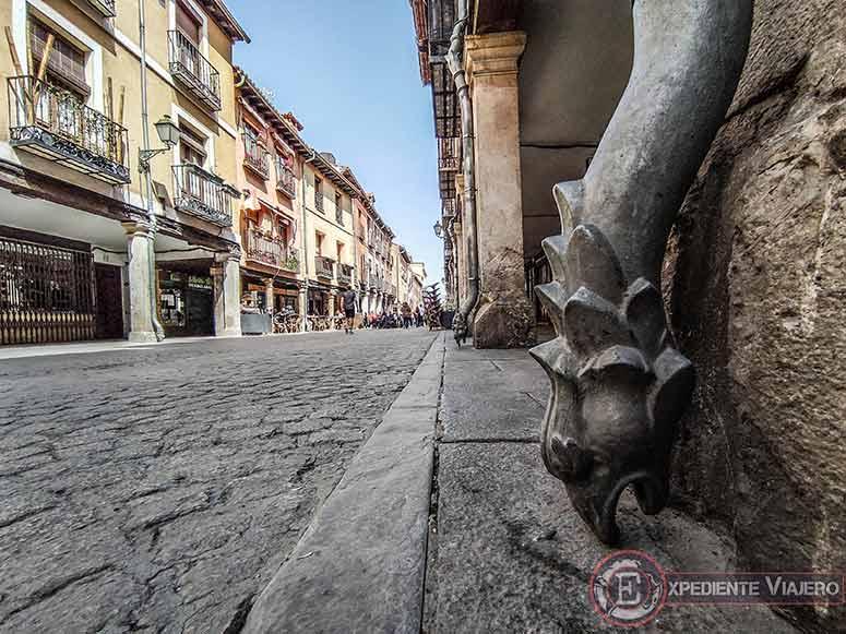 Ruta de un día por Alcalá de Henares: Calle Mayor