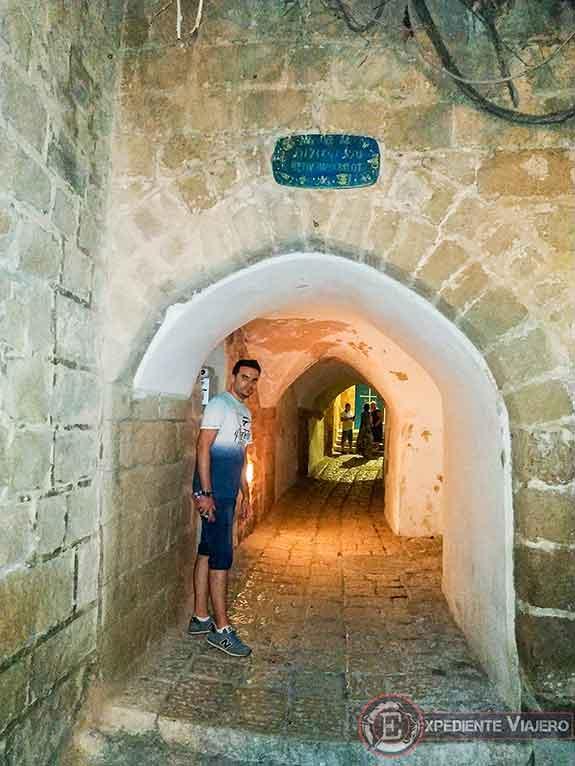 Visitar las calles de Jaffa