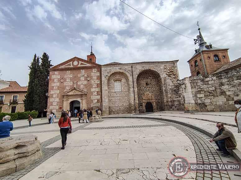 Ruta de un día por Alcalá de Henares: Capilla del Oudor