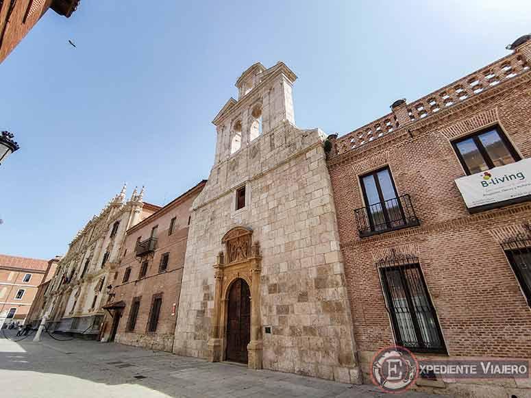 Ruta de un día por Alcalá de Henares: Capilla de San Ildefonso