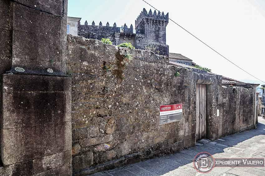 Antigua cárcel de Tui