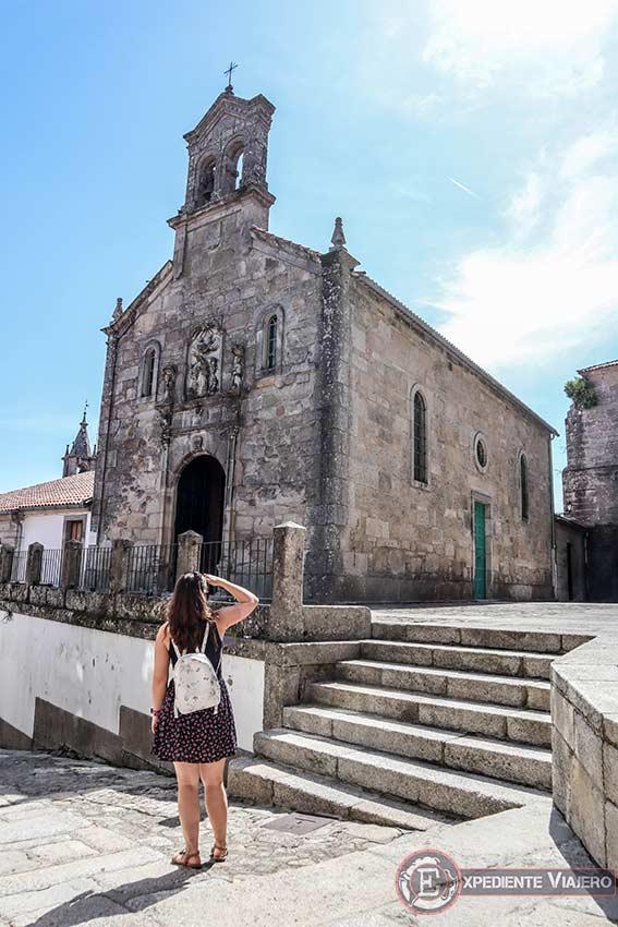 Visitar la Catedral de Tui y la Iglesia de la Misericordia