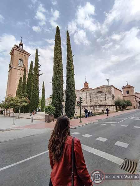 Centro de Alcalá de Henares