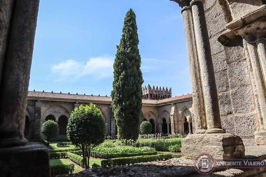 Visitar la Catedral de Tui: Claustro