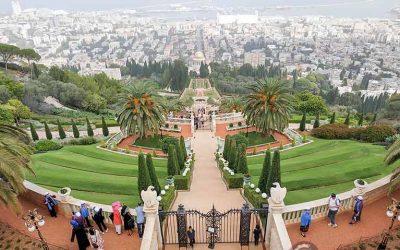 Cómo visitar los jardines de Haifa