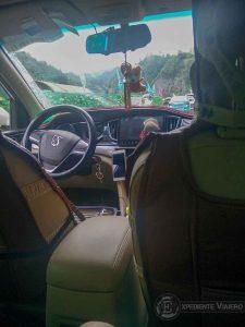 ¿Es seguro viajar a China? Conductores