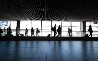 ¿Cómo son los controles del aeropuerto de Tel Aviv (Israel)?