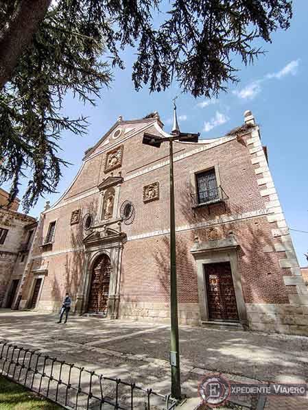 Ruta de un día por Alcalá de Henares: Convento de las Bernardas
