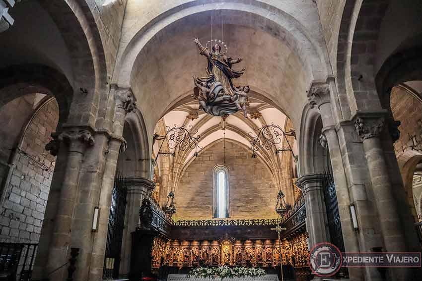 Visitar la Catedral de Tui: Coro
