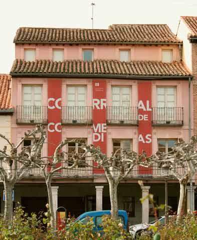 Corral de Comedias en Plaza Cervantes