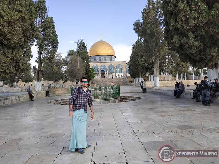 Cómo vestir en Jerusalén si eres hombre