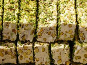 ¿Cuál es la comida típica de Israel y Palestina? Halva