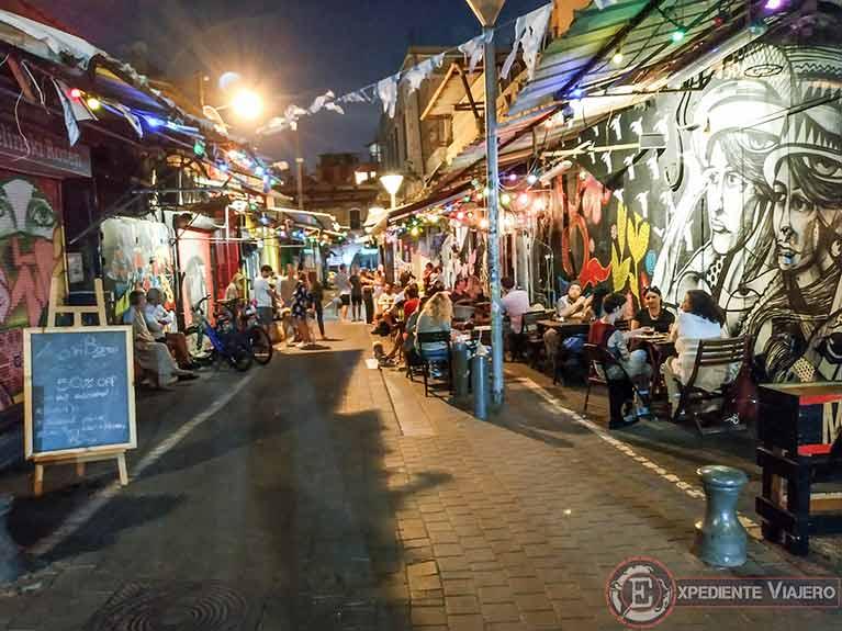 Jaffa Flea Market al visitar Jaffa
