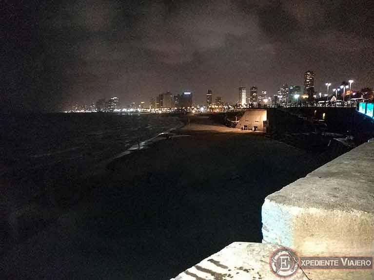 Visitar Jaffa de noche