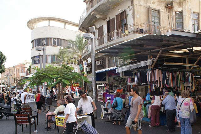 Dónde alojarse en Tel Aviv: