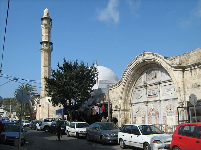 Visitar Jaffa: Mezquita Mahmoudiya