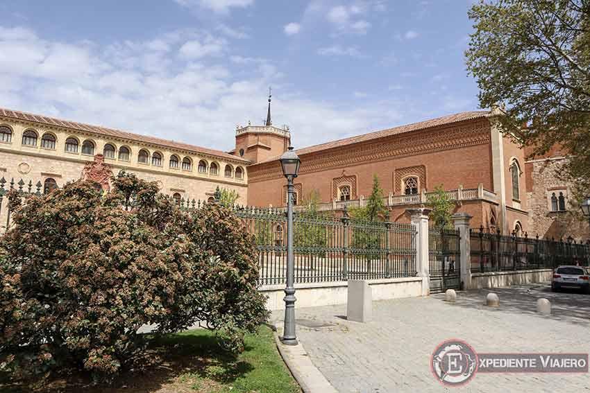 Ruta de un día por Alcalá de Henares: Palacio Arzobispal