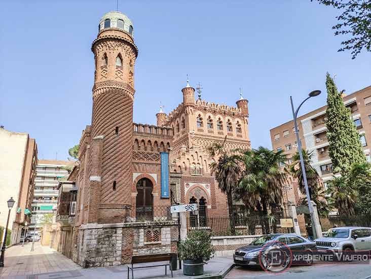 Ruta de un día por Alcalá de Henares: Palacio de Laredo
