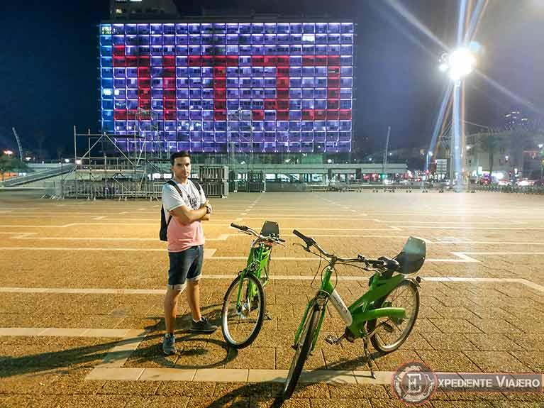 Qiué hacer en Tel Aviv en 1 día: Plaza Rabin