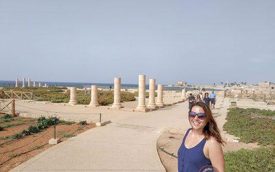 Qué ver en Cesarea y Jaffa
