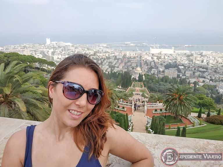 Qué ver en Haifa: Los jardines Bahai
