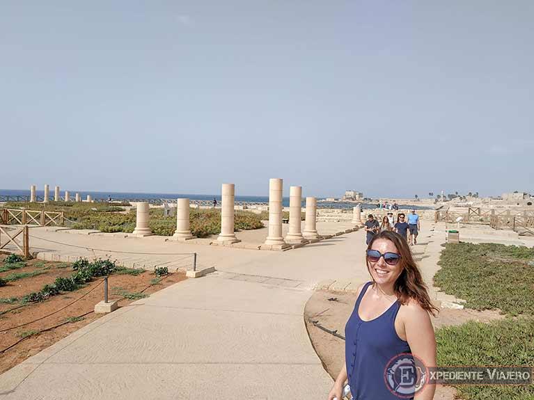 Qué ver en Cesarea: Ruinas romanas