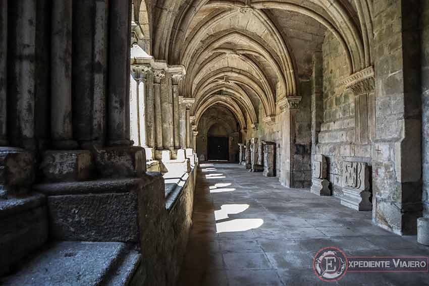 Sala Capitular del claustro de la Catedral de Tui