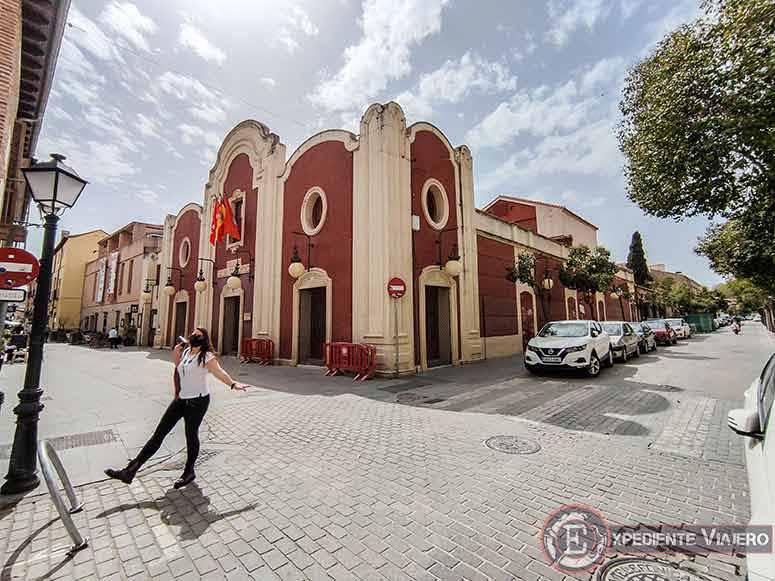 Ruta de un día por Alcalá de Henares: Teatro Salón Cervantes