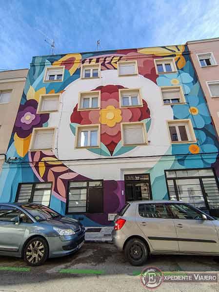 Descubre los murales de arte urbano en Madrid centro y alrededores: Tetuán