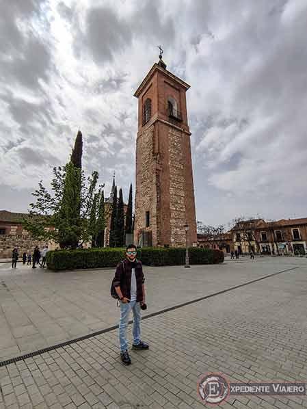 Ruta de un día por Alcalá de Henares: Torre de Santa María