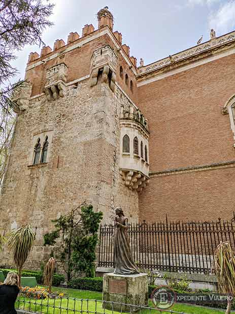 Ruta de un día por Alcalá de Henares: Torre de Tenorio