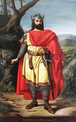 Alfonso I, reconquista de Oporto