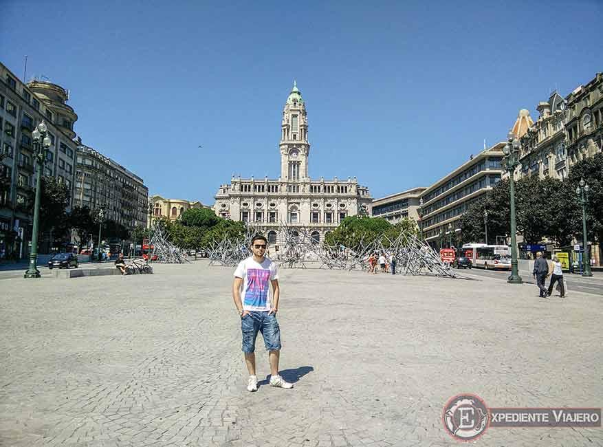 ¿En cuantos días se ve Oporto: Ayuntamiento de Oporto