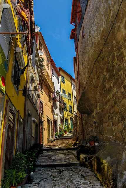 ¿En cuantos días se ve Oporto: Calles