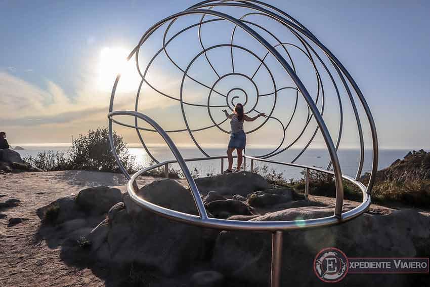 Qué ruta hacer en Cabo Home: Caracola