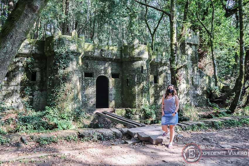 Ruta por el Bosque Encantado de Aldán: El Castillo de Frendoal