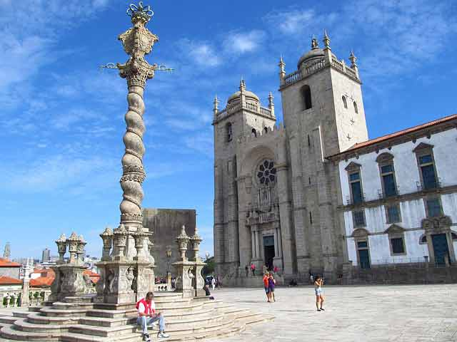 ¿En cuantos días se ve Oporto: Catedral