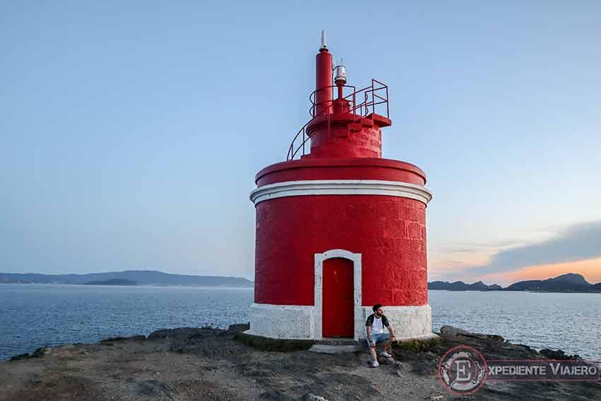 Qué ruta hacer en Cabo Home: Faro de Punta Robaleira