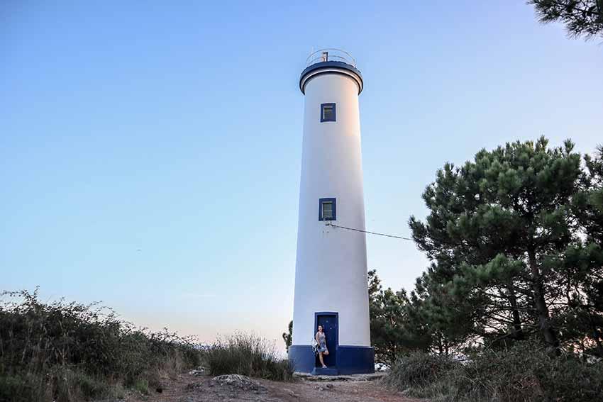 Qué ruta hacer en Cabo Home: Ruta de los faros en Punta Subrido