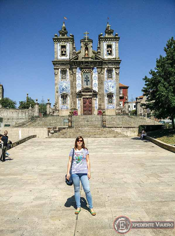 ¿En cuantos días se ve Oporto: Iglesia de San Ildefonso