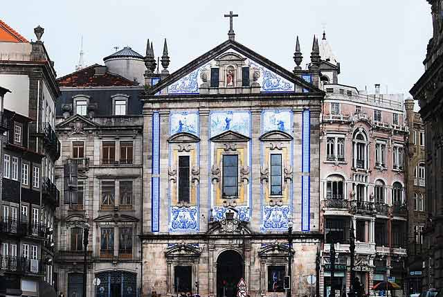 ¿En cuantos días se ve Oporto: Iglesia de San Antonio de los Congregados