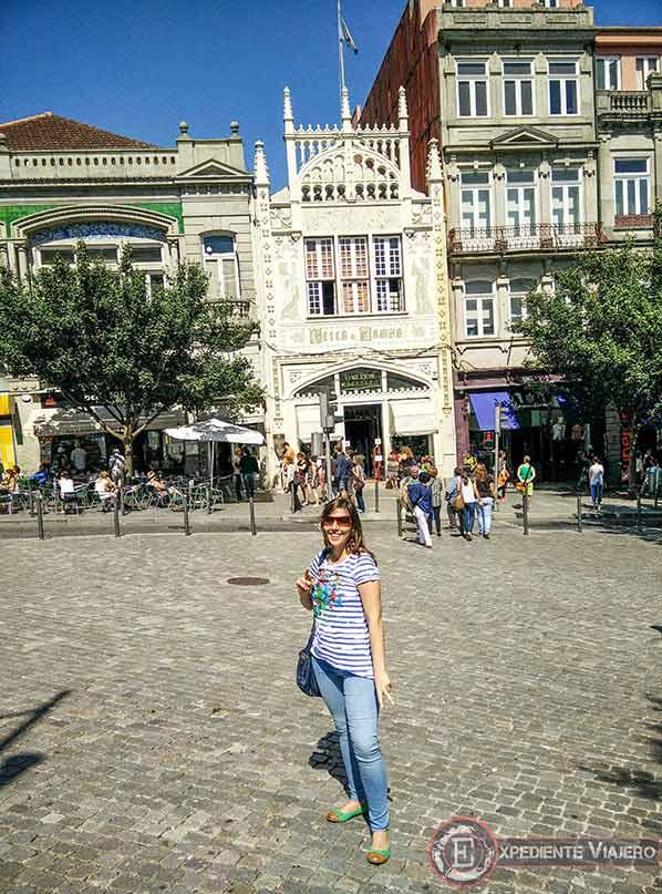 ¿En cuantos días se ve Oporto: Librería Lello