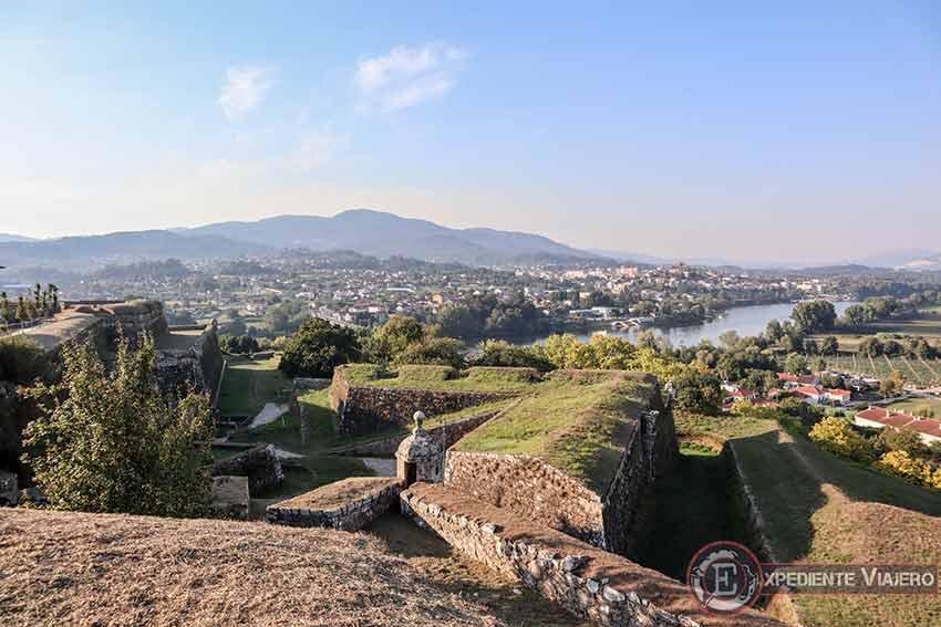 Visitar la Fortaleza de Valença do Miño: Mejores vistas