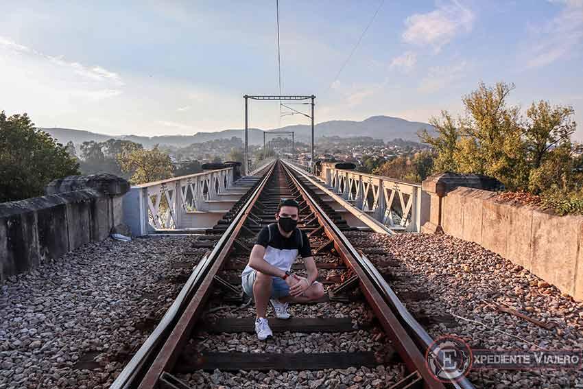 Visitar la Fortaleza de Valença do Miño: Puente Internacional