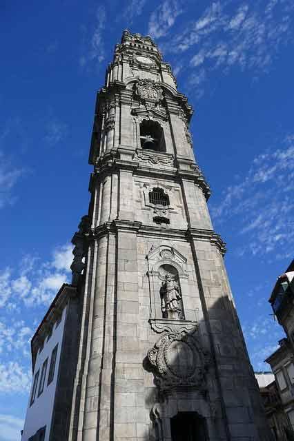 ¿En cuantos días se ve Oporto: Torre de los Clérigos