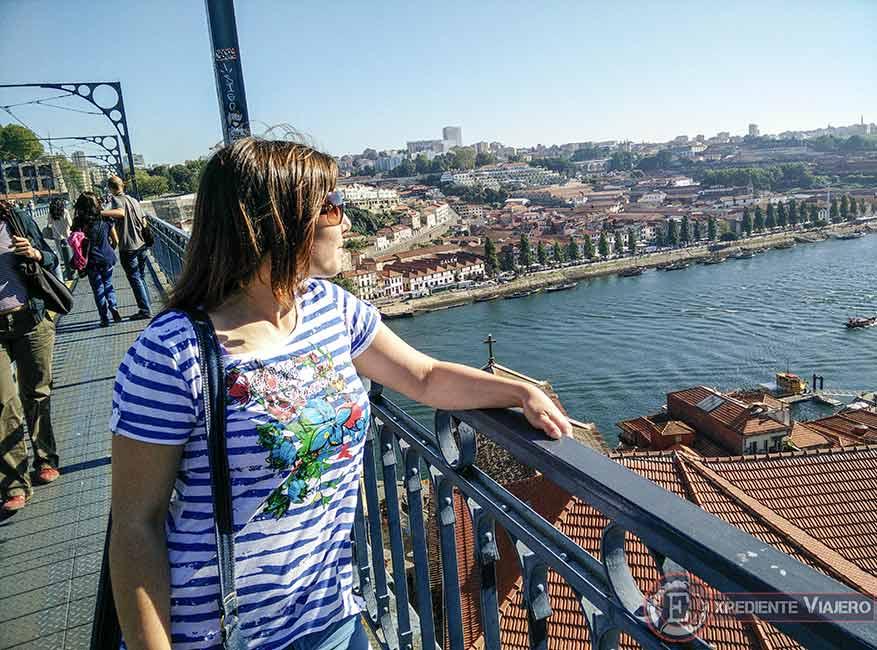 ¿En cuantos días se ve Oporto: Vistas sobre el Puente de Don Luis I