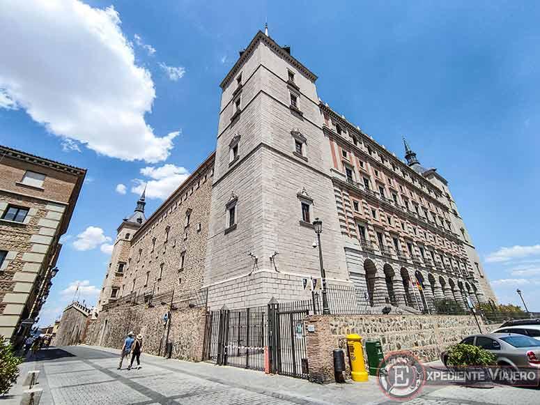 Qué ver en el casco histórico de Toledo: El Alcázar